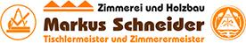 Zimmerei und Holzbau Markus Schneider Logo